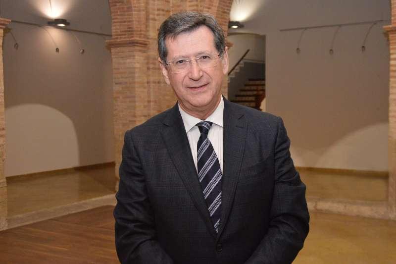 El profesor de la Facultad de Medicina y Ciencias de la Salud de la Universidad Católica de Valencia (UCV), Aurelio Quesada. -EPDA