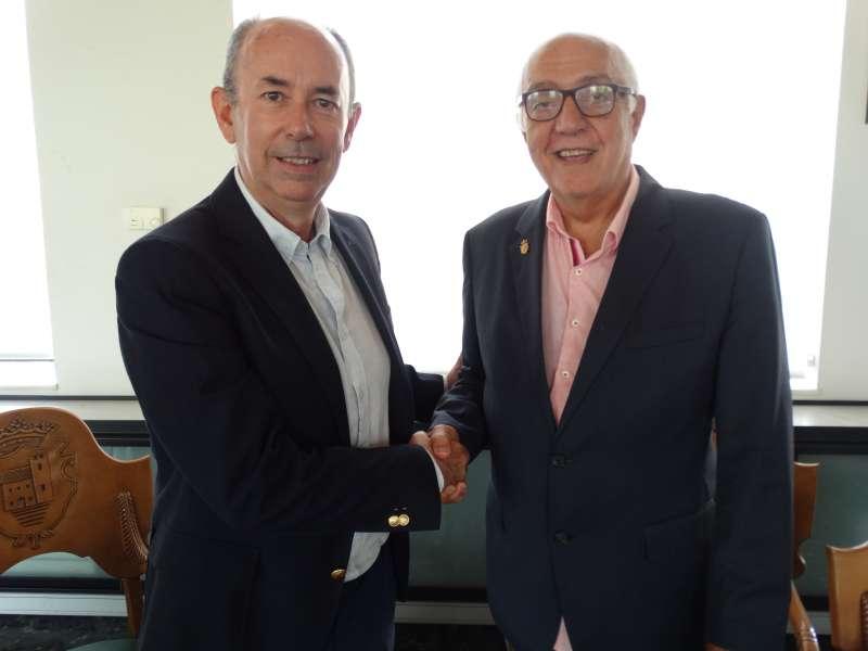 Paco Comes Monmeneu, nou alcalde Massanassa