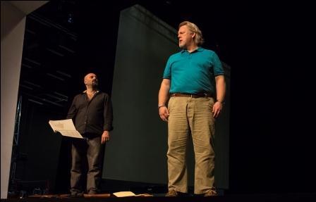 Últimos ensayos de la forza de destino de Verdi en el Palau de les Arts Reina Sofía.