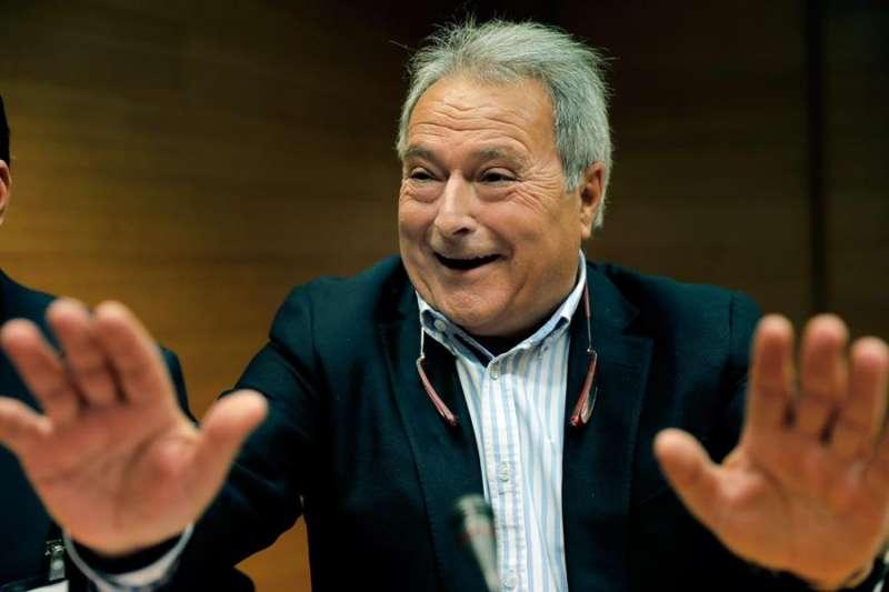 El expresidente de la Diputación de Valencia Alfonso Rus. EFE