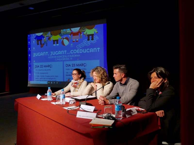 Jornadas educativas en Alboraya. EPDA
