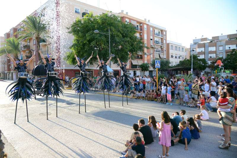 Activitats infantils de les festes de Paiporta. EPDA