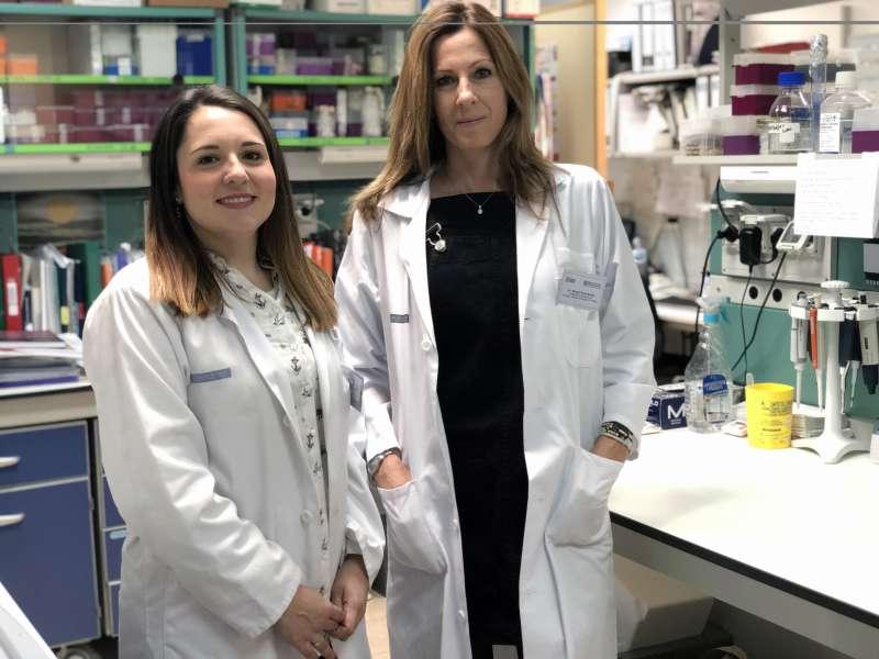 Investigadoras de la Fundación para el Fomento de la Investigación Sanitaria y Biomédica de la Comunitat./epda