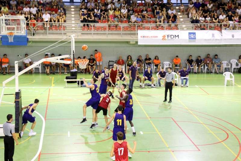 Imagen de la edición anterior del torneo Viutat de Torrent. EPDA