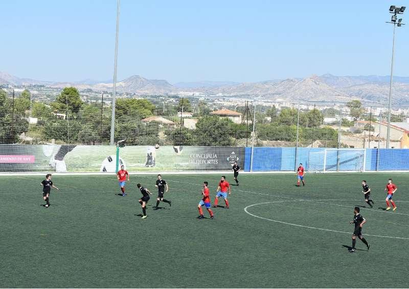 Aspe subvenciona a las entidades deportivas. - EPDA