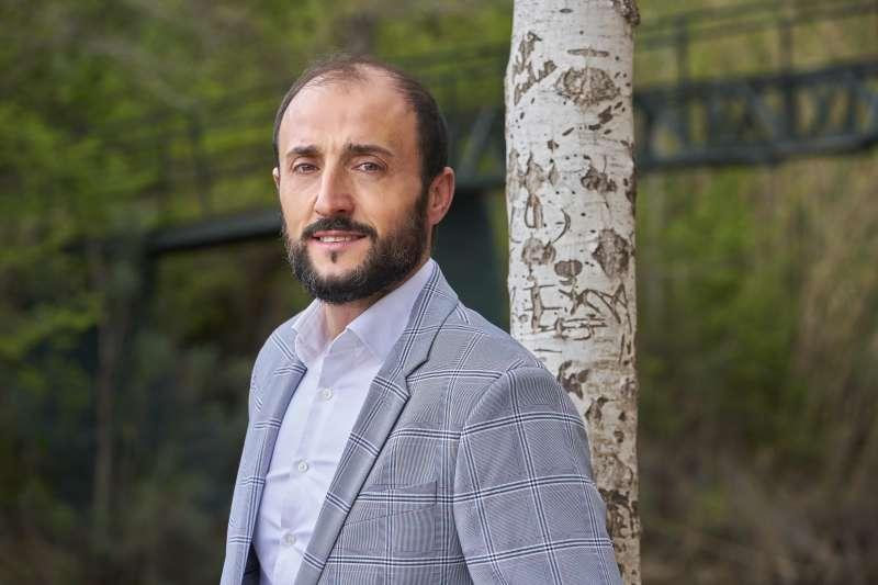 Jose Antonio Martínez, concejal de Pedralba. EPDA.
