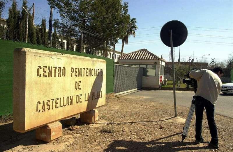Entrada del Centro penitenciario de Castellón. EFE/DOMENECH CASTELLO/Archivo