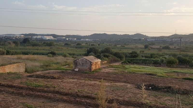 Terrenos valorados en 879.000 euros. EPDA