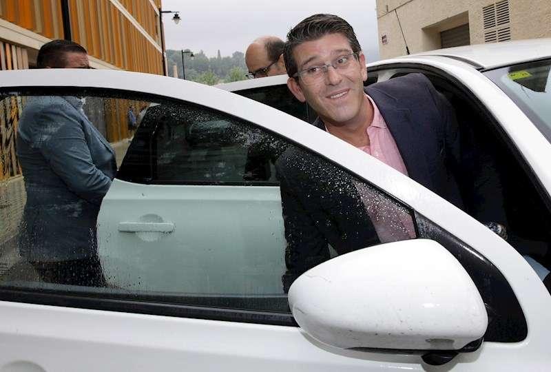 El expresidente de la Diputación de Valencia y alcalde de Ontinyent, Jorge Rodríguez. EFE/Archivo