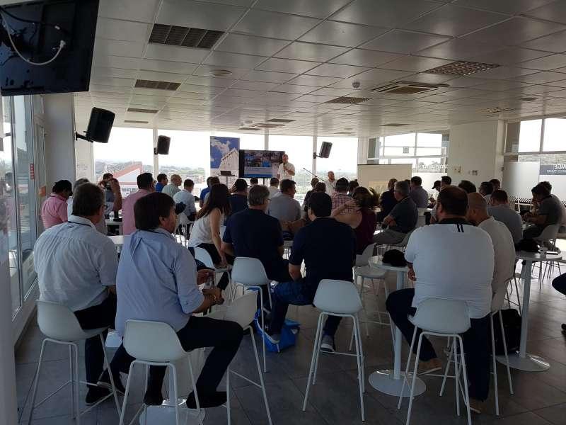 El encuentro ha reunido a más de 80 profesionales, clientes, expertos y staff. EPDA