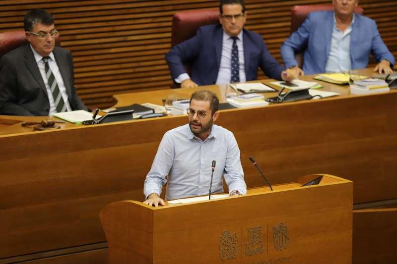 Jesús Salmerón, portavoz Ciudadanos. -EPDA