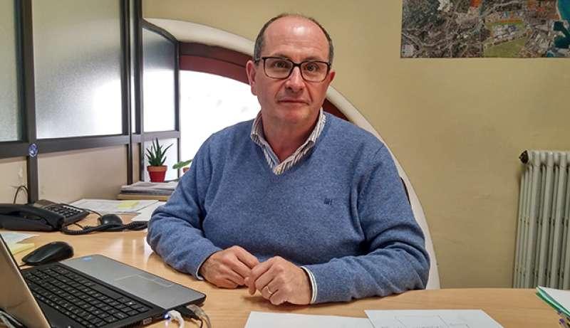 Pepe Gil, concejal de Compromís y teniente de alcalde de Almardà