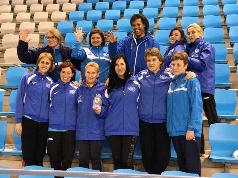 Atletas del Catarroja UE. EPDA