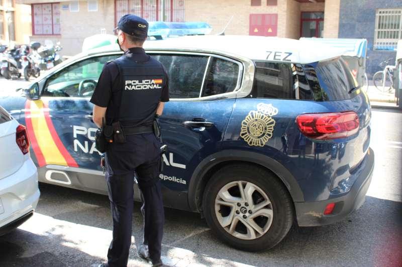 Imagen de archivo de un Policía Nacional. EPDA