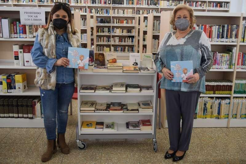 Donació a la biblioteca. EPDA