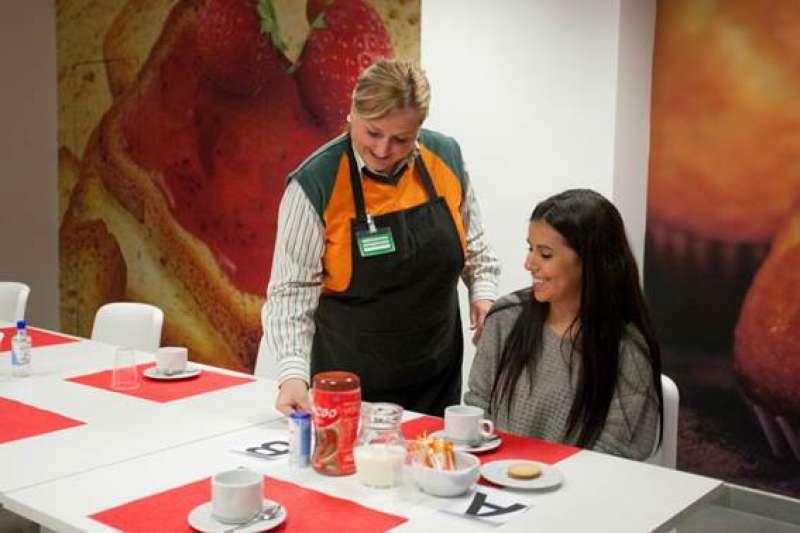 Centro de Coinnovación de Desayunos y Meriendas en Valencia (España). FOTO MERCADONA