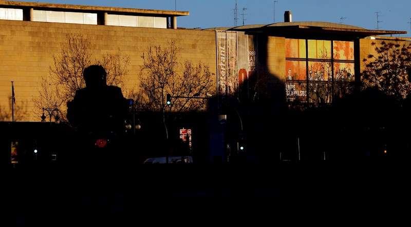 Vista del Instituto Valenciano de Arte Moderno (IVAM). EFE/Kai Försterling/Archivo
