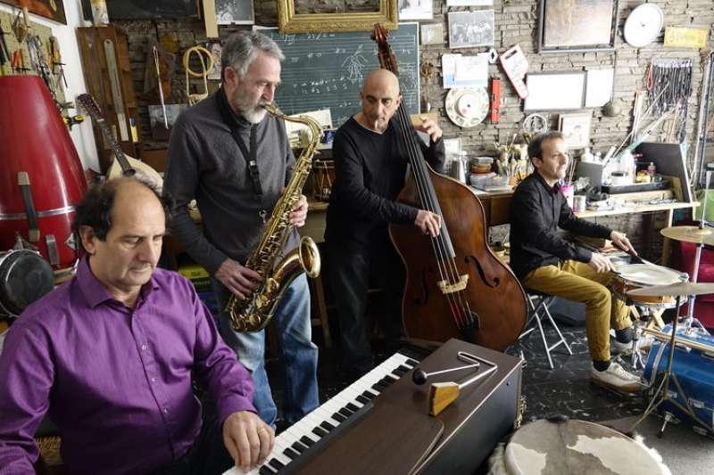 El grup de jazz Ximo Caffarena Quartet actuarà al XXIII Festival de Jazz de València. EPDA