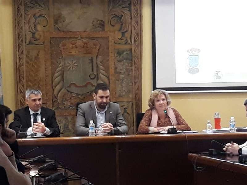 Presentación de medidas del Pacto de Estado contra la Violencia de género. EPDA