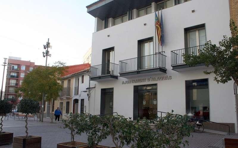 Ayuntamiento de Alaquàs. EPDA