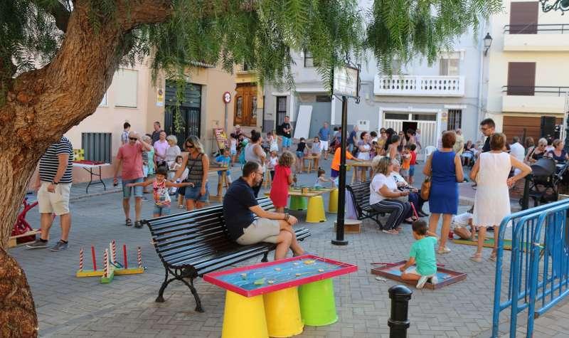 Fiestas de barrio para todas las edades