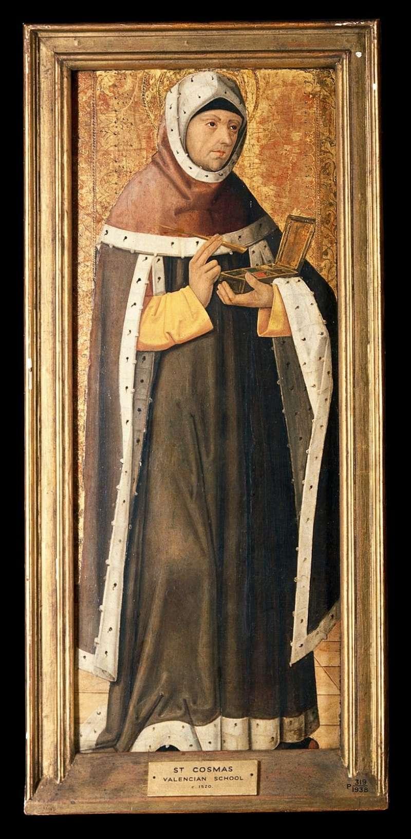 Tabla de San Cosme
