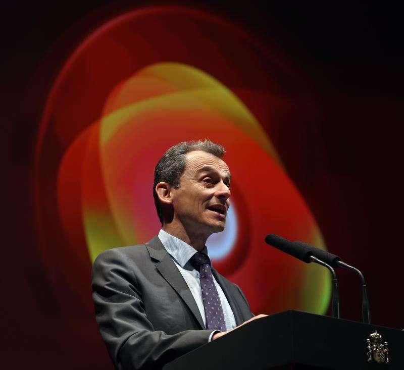 El ministro de Ciencia, Innovación y Universidades, Pedro Duque. EFE/Archivo
