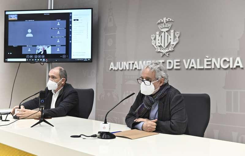 Regidor de Turisme i Internacionalització, Emiliano García. EPDA.