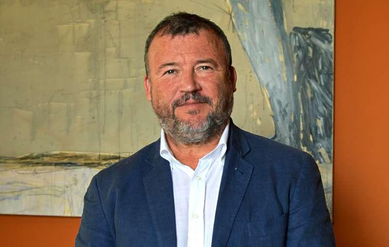 El concejal de Urbanismo, Quico Fernández. EPDA