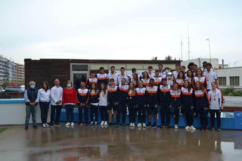 XXV Campeonato de España. EPDA