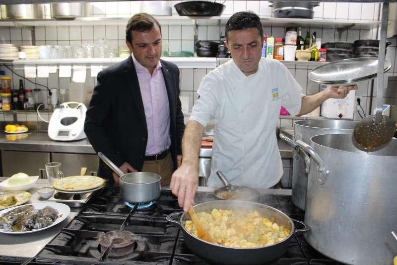 Peñíscola apuesta por la cocina tradicional en las Jornadas Gastronómicas del mes de diciembre
