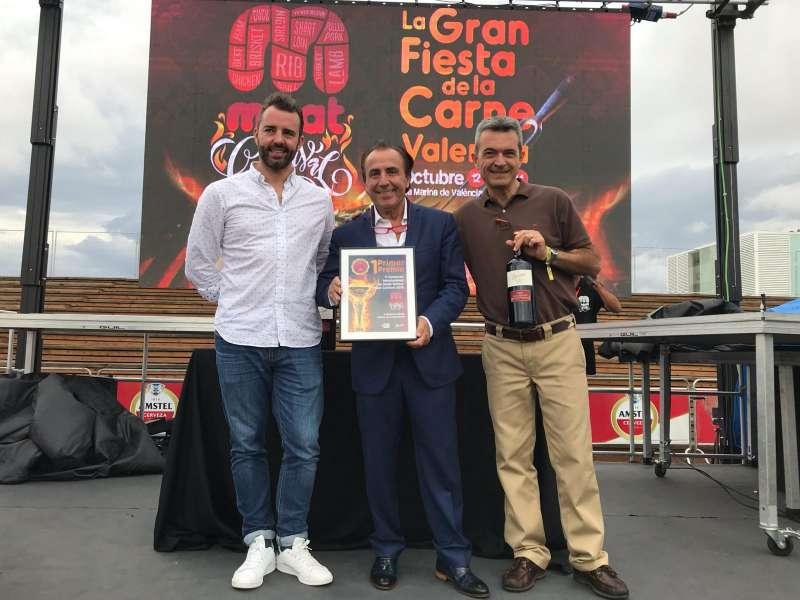 Meat Carnival en La Marina de València