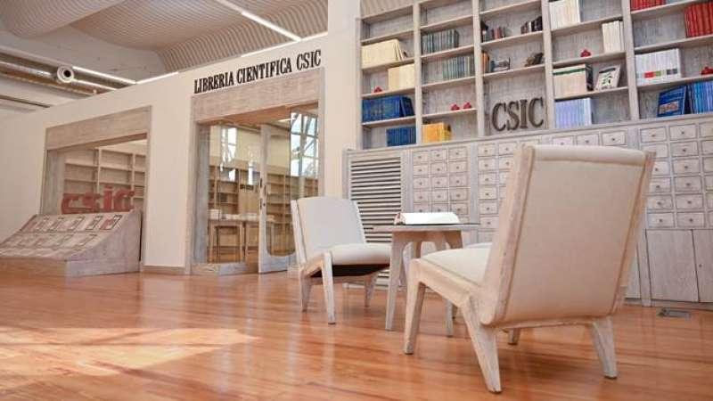 Imagen del interior. CSIC