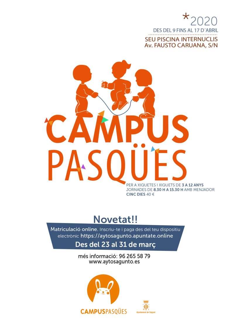 Campus Pasqües. EPDA