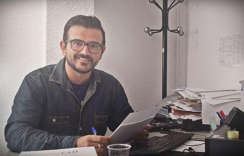 Jaime López Bronchud, portavoz del grupo PP de Mislata.