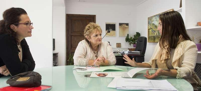 Berenguer con Fundación Anar // Abulaila