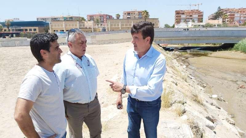 El portavoz de Cs en el Ayuntamiento de Valencia, Fernando Giner. CIUDADANOS