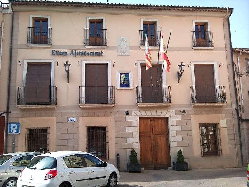 Ayuntamiento de Muro de Alcoy