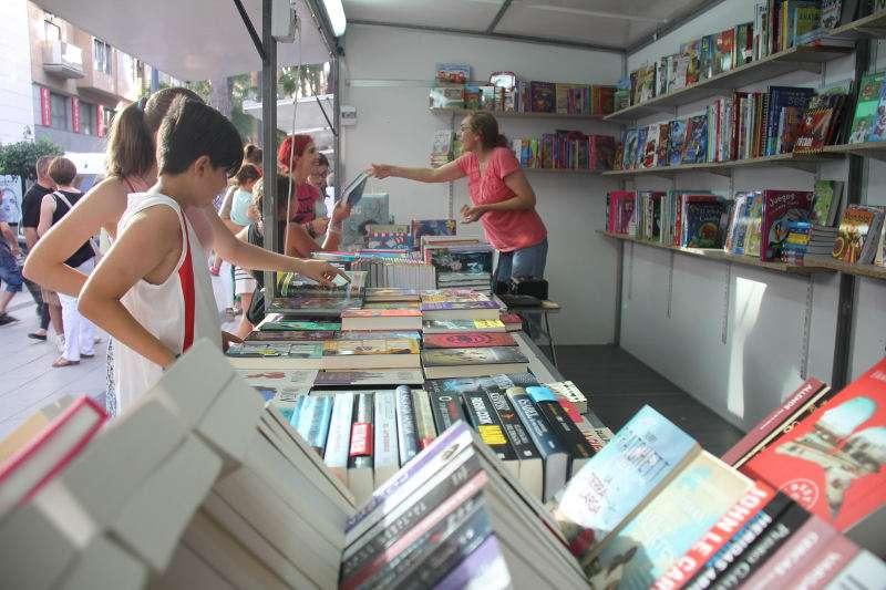 Feria del libro de Torrent. EPDA
