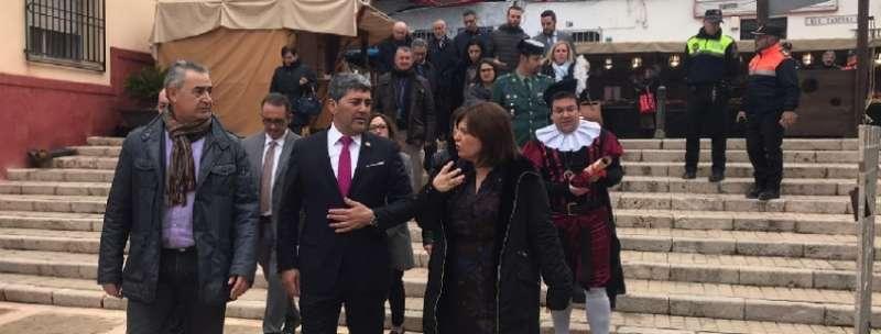 La Presidenta del Partido Popular de la Comunitat Valenciana (PPCV), Isabel Bonig.
