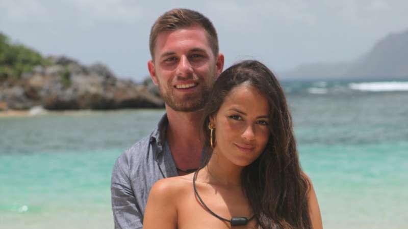 Tom y Melissa, una de las parejas que concursan. FOTO MEDIASET