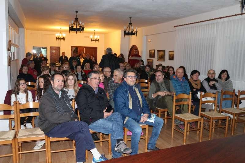 El salón de sesiones se llenó de público