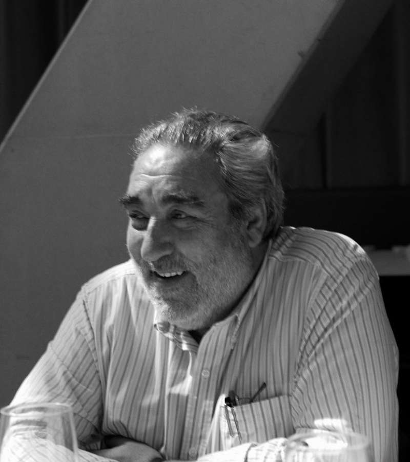 Eduardo Souto Moura. Foto: Juan Rodriguez