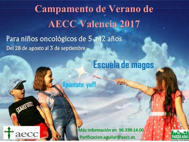 Cartel de la AECC. FOTO EPDA