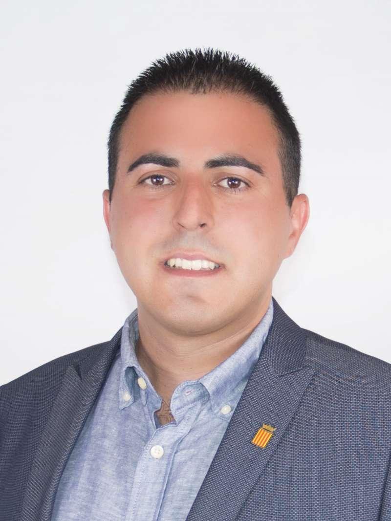 Manuel Sierra, concejal de Buñol. EPDA