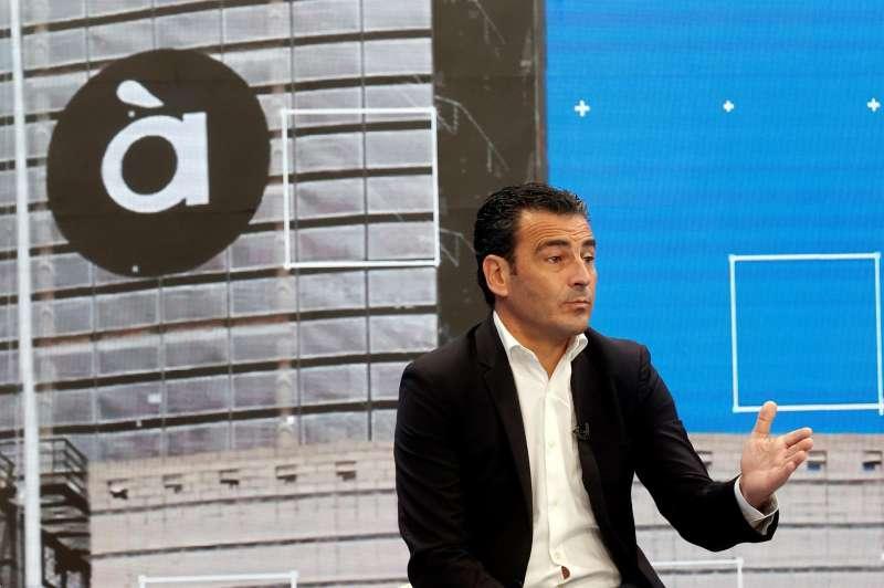 El director general de À Punt Mèdia, Alfred Costa