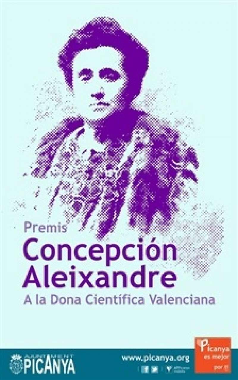 Cartel Concepción Aleixandre