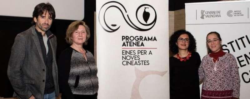 Foto Programa Atenea