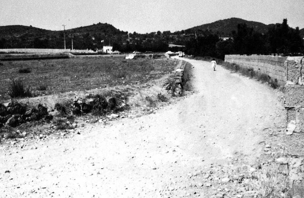 El Camí Assagador. FOTO EPDA