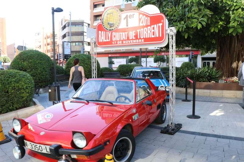 Presentació rally ciutat de Torrent